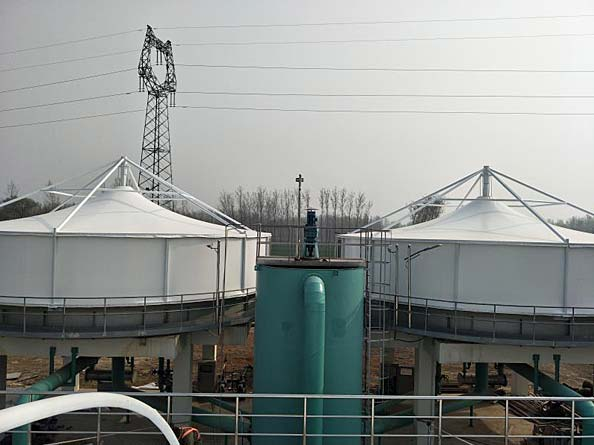 浙江污水池膜结构